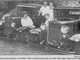 the Bonenberger family with their 1931 Chevys Aug. 27, 1987.