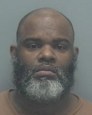 Jeffery Davis, 46, pleaded guilty to possession of a firearm by a convicted felon and robbery with a weapon.
