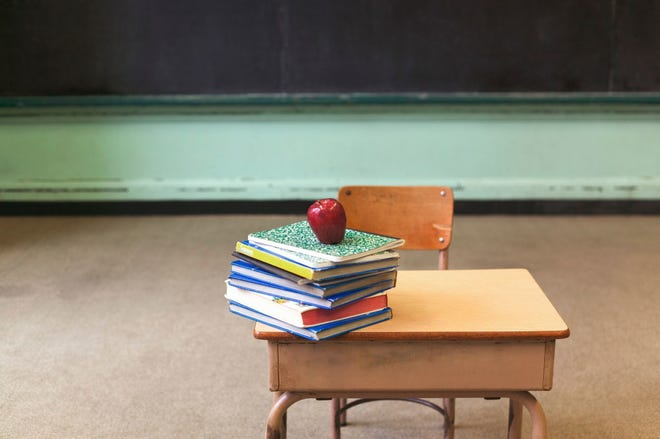 Some school districts in the state are facing a teacher shortage.