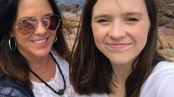 Mother and brother Chalene Braun and  Kavan Braun recount the philanthropic life of Kassie Braun, who inspired them to create Kassie Kares, 8/14/2019.