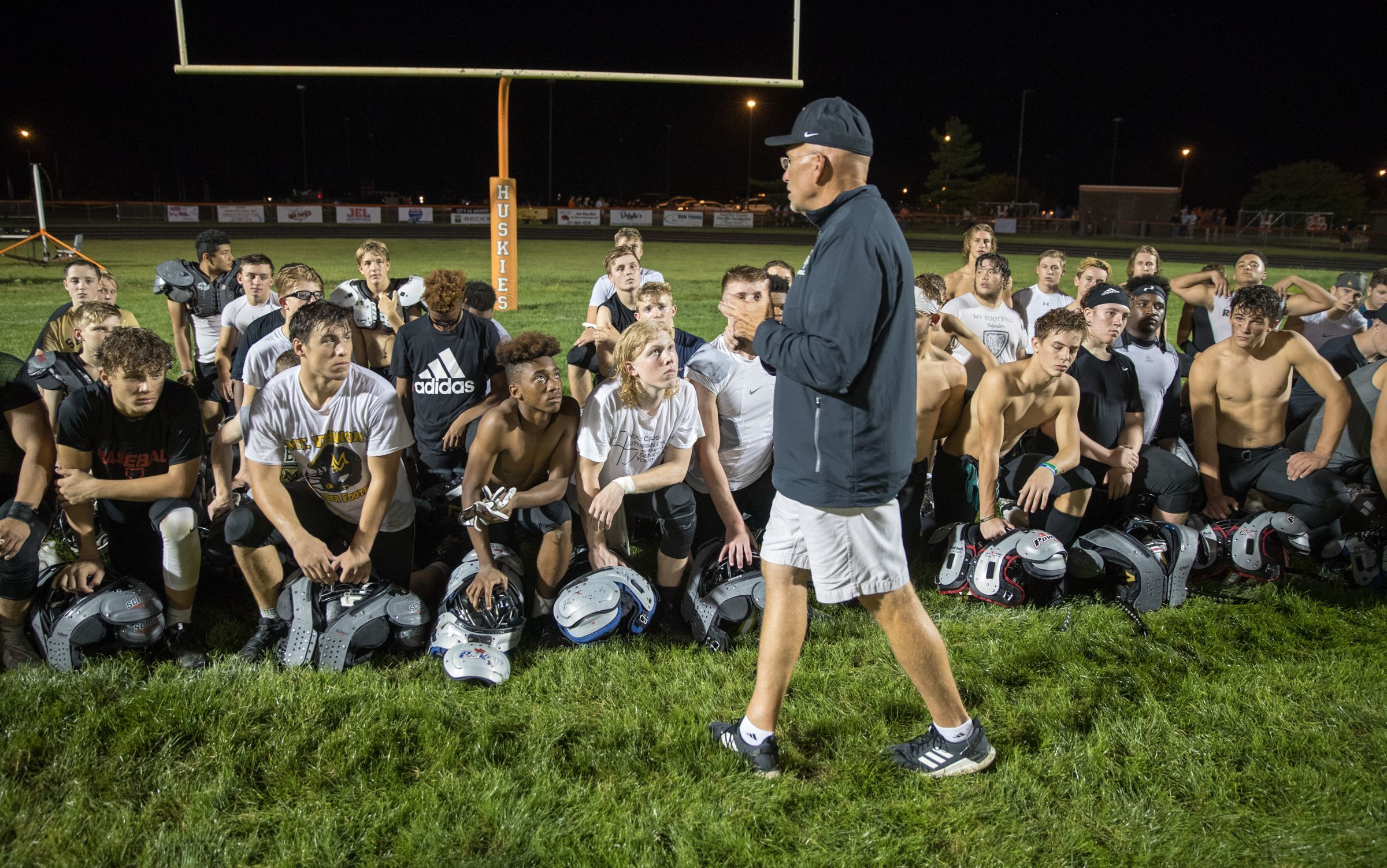 Mike Kirschner begins his second season in charge of Mt. Vernon.