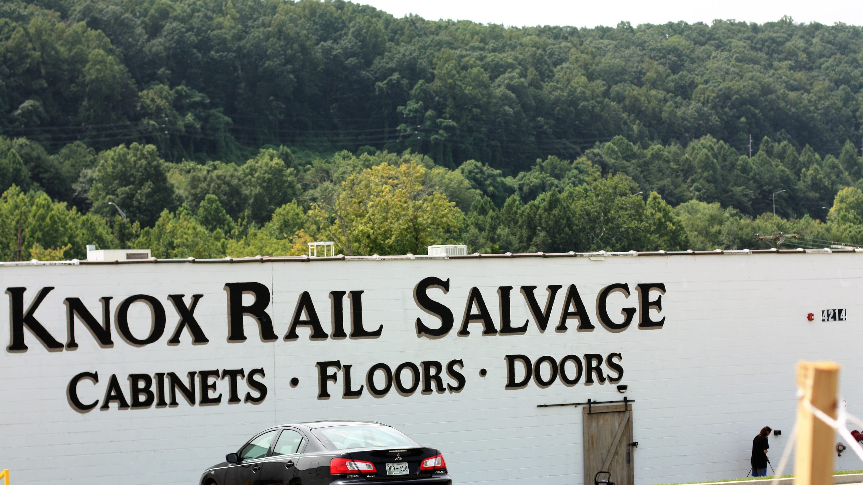Knox Rail Salvage Home Improvement Business In Enjoying New