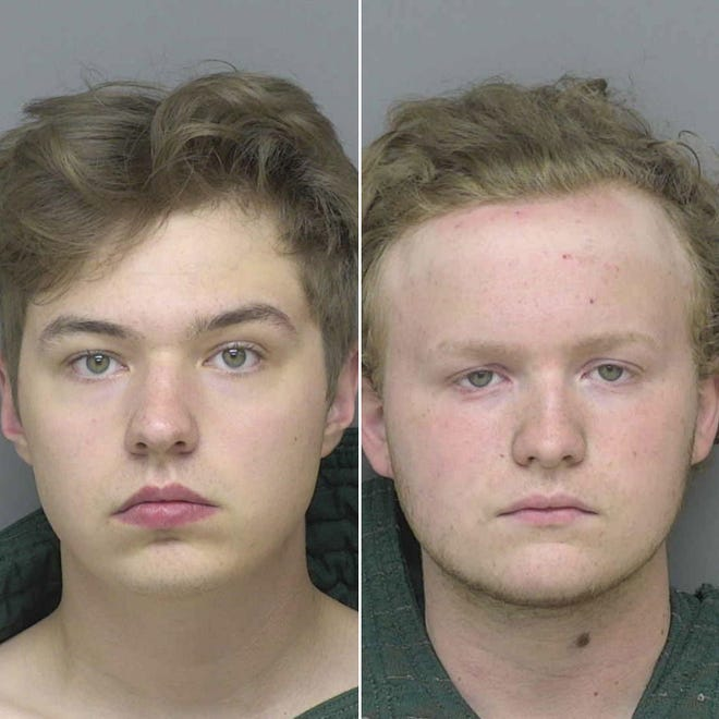 Charles Seymour, 19, and Quintin Peters, 20, are charged with sexual assault and intent to do great bodily harm less than murder.