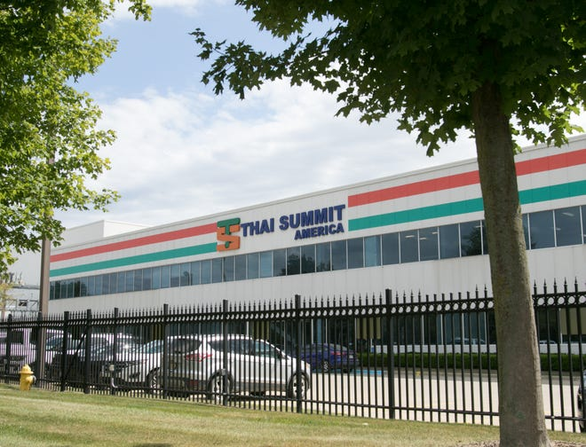 Thai Summit America Corporation in Howell, shown Wednesday, Aug. 14, 2019, is planning another expansion.