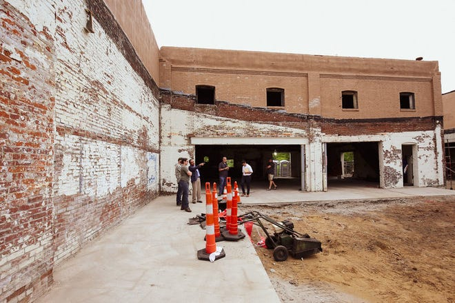 Take a look at what will become the West Sixth Brewing location in NuLu.