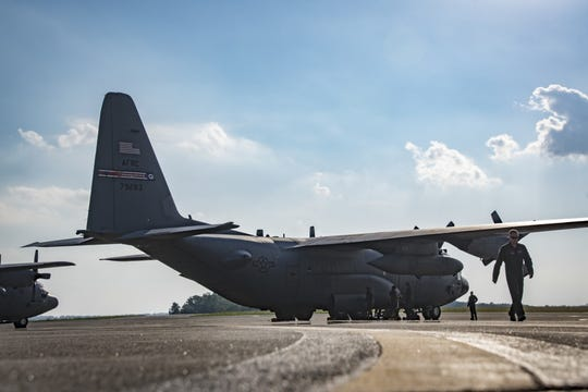 The 179th Airlift Wing recently received three newly upgraded C-130H2 Hercules models.