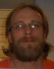 Jeremiah Button, suspect in Portage County