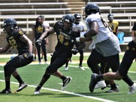 'Make a statement': Scott impressing coaches, making noise on Grambling's DL
