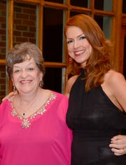 Alabama Dance Theatre artistic director Kitty Seale, left, and daughter Kate Robertson Smith.
