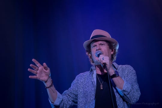 Jimmy Hall of Wet Willie will headline day 2 of the River Region Review on Saturday at the Montgomery Performing Arts Centre.