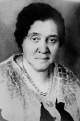 Frankie Pierce was one of the female leaders involved in Tennessee's ratification of the 19th Amendment in 1920.