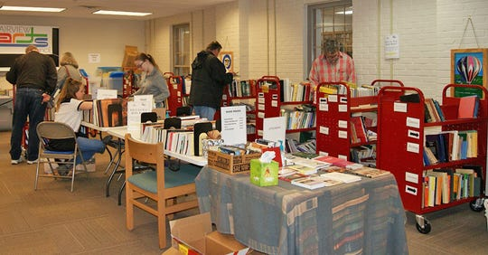 The book sale runs from 9 a.m. to 5 p.m. on Thursday and Friday, August 22 and 23, and from 9 a.m. to 2 p.m. on Saturday, August 24 at the Fairview Public Library.