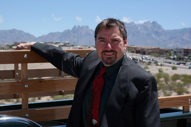Philip VanVeen, owner and president of Eagle Security, is making his second run for Las Cruces City Council, aiming for the district 2 seat being vacated by Councilor Gregory Smith (who is running for mayor).