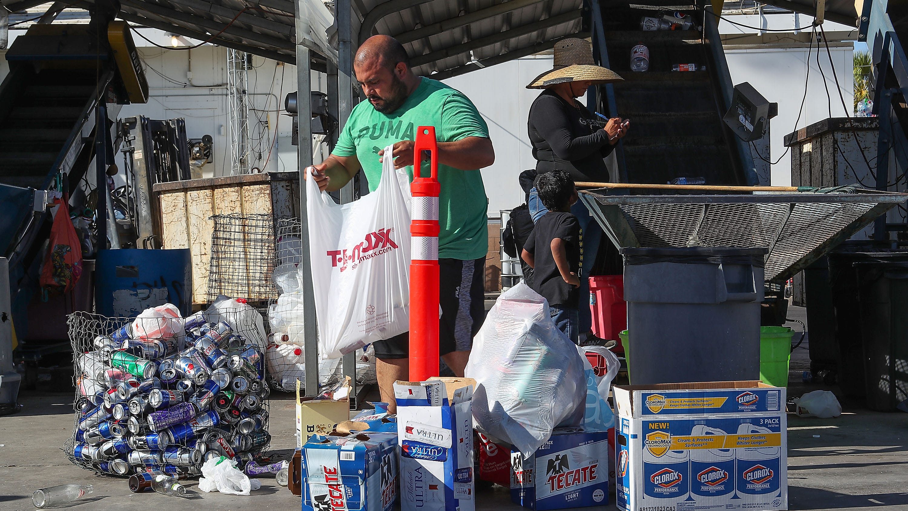 Homelessness in the valley: Closure of recycling centers impacts homeless community