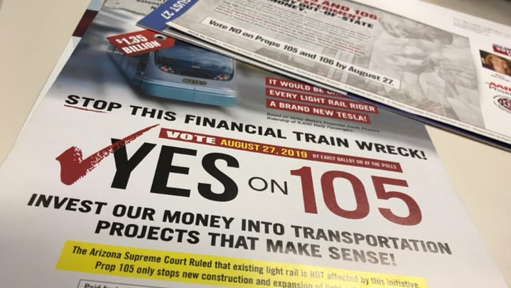 Light rail? Pension reform? Who cares? Few voters decided another Phoenix election