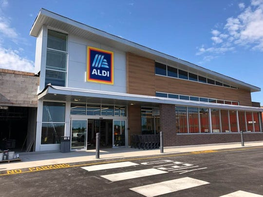 The Aldi at 175 N. Winton Road opens Thursday, Aug. 22.