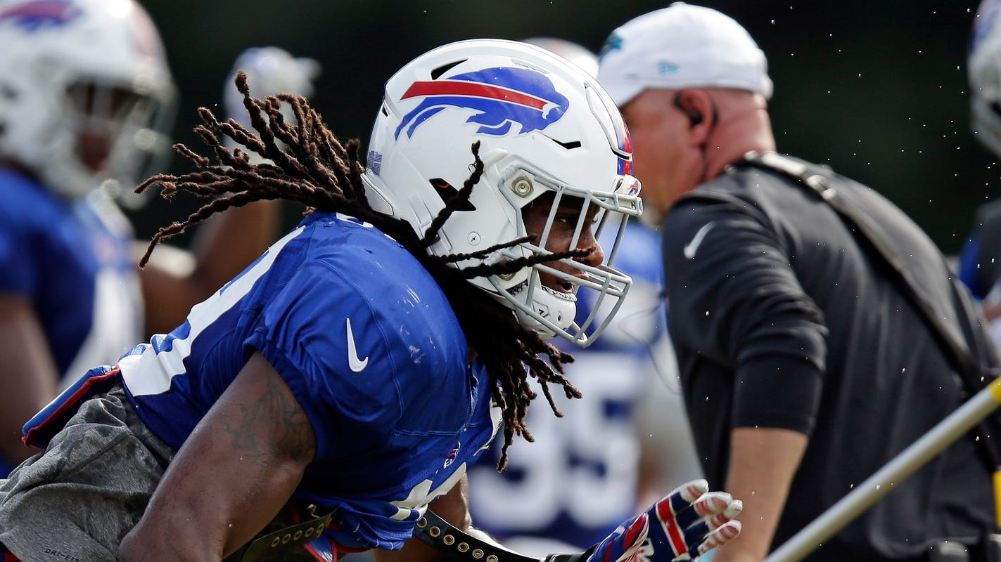 c15fb38d Buffalo Bills practice: 5 takeaways from Day II with Carolina Panthers