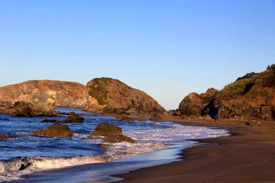 Harris Beach State Park near Brookings, in extreme southwest Oregon, features beaches, trails and forest to explore.