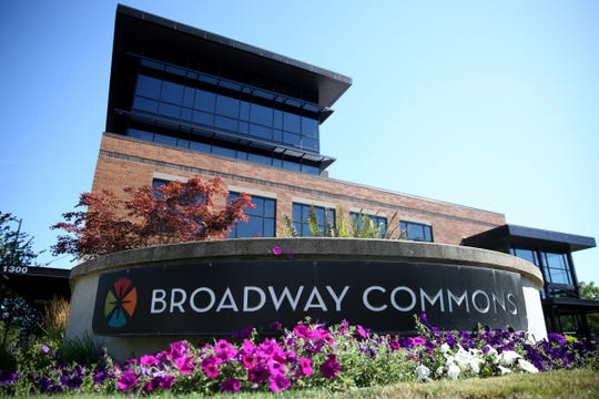 Broadway Commons, owned by Salem Alliance Church on Aug. 14, 2019.