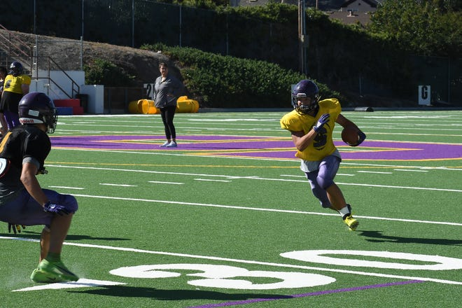 This fall, the Salinas Cowboys have a chance to three-peat as division winners for the first time in history, per league records.