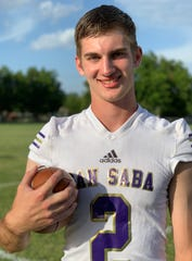 Logan Glover, DB, San Saba, 6-5, 175, Sr. — Glover returns after recording 67 tackles and six interceptions last year for the Armadillos. He also proved to be a big-play threat on offense, using his 6-foot-5 frame to haul in 600 receiving yards and 10 touchdowns. He should be a leader on both sides of the ball again this season.