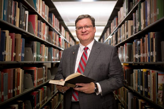 Tim Cloyd, president of Drury University