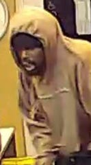 The Indian River County Sheriff's Office is looking for a man connected to an armed robbery at Domino's Pizza Aug. 14, 2019.