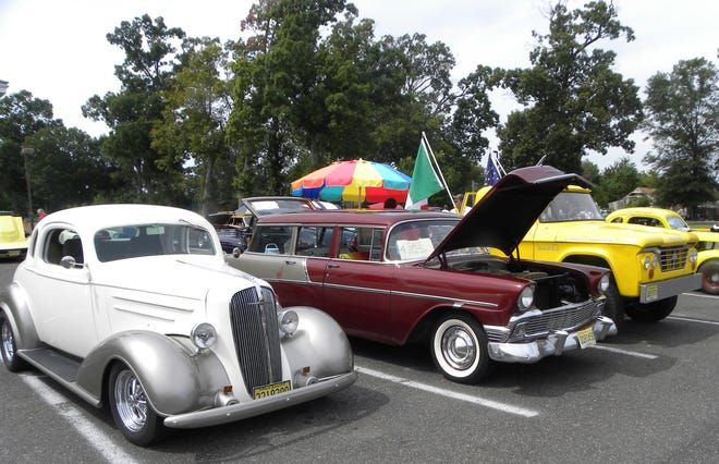 11th annual car and motorcycle cruise dedicated to the veterans who live at the New Jersey Veterans Memorial Home will be held from 11 a.m. to 3 p.m. Aug. 25at 524 Northwest Blvd., in Vineland.