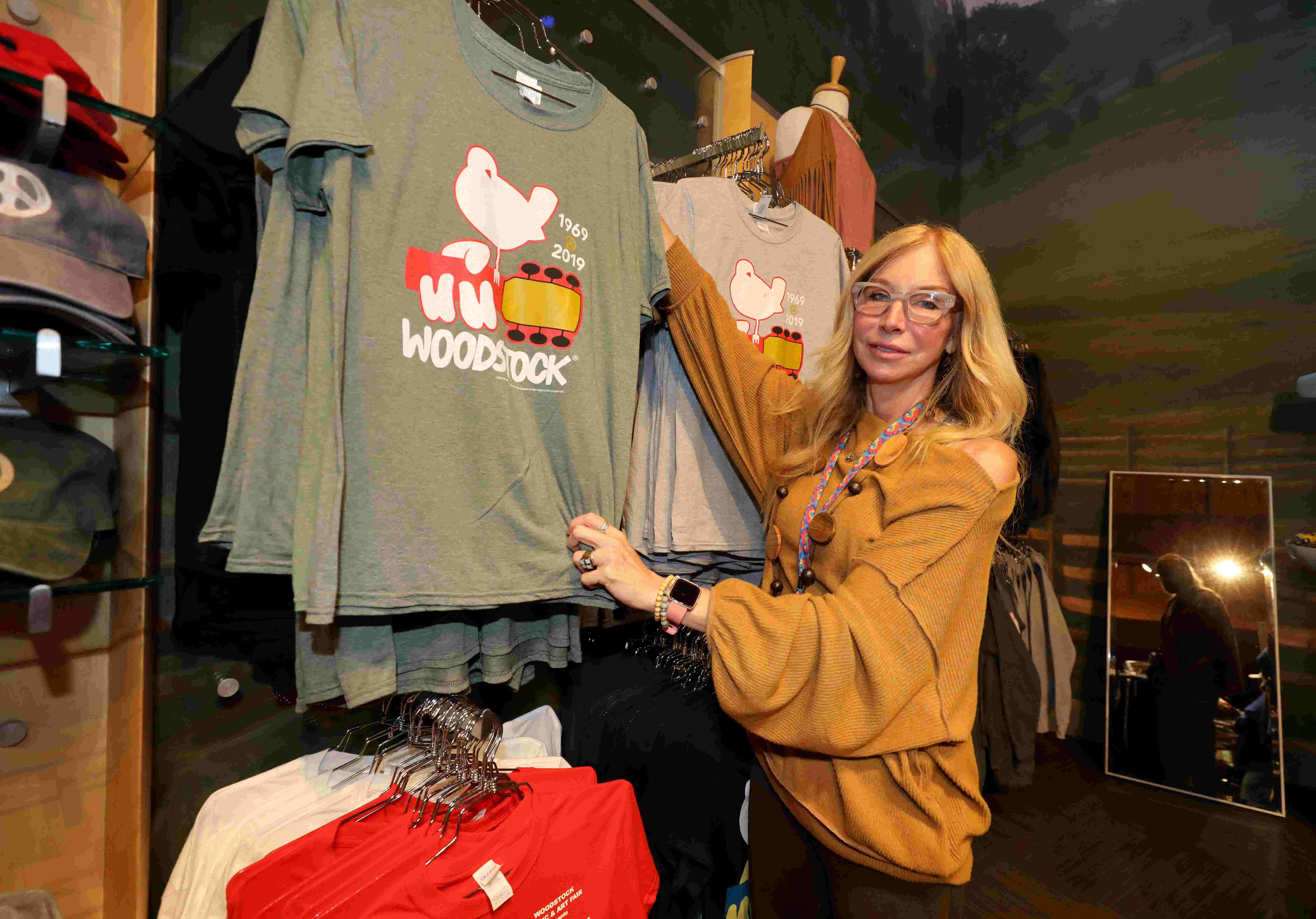 Woodstock merchandise and commerce