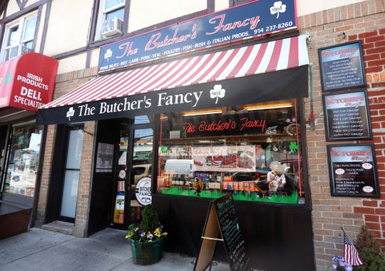 Butcher's Fancy in Yonkers, which offers Irish meats, prepared foods and imports from Ireland,  Aug. 12, 2019.