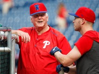 Philadelphia Phillies: Charlie Manuel hopes to be a big hit in return