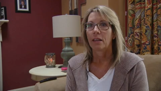 Tammy Lawrence-Daley, who was badly beaten while vacationing at a resort in the Dominican Republic, reacts to Majestic Resorts announcing that it's temporarily closing due to low occupancy.  Video by John J. Jankowski Jr.  8/14/19