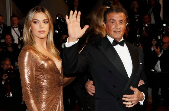 "Sistine Rose Stallone says dad Sylvester Stallone helped her prepare for her film debut, ""47 Meters Down: Uncaged,"" even if he didn't know it was coming."