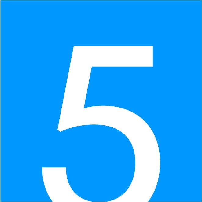 5 Things Podcast