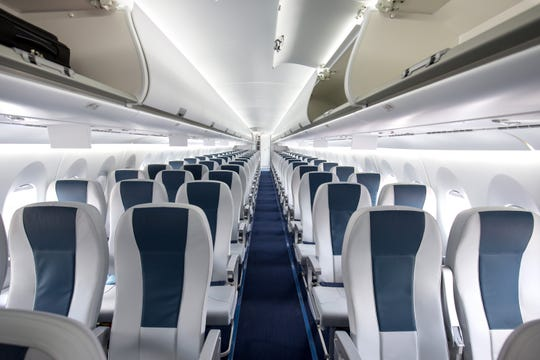 Having a low number of passengers on some flight is expected because the primary reason for the flight is to reposition the airplane for departure the following morning.