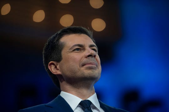 South Bend, Indiana Mayor Pete Buttigieg announced he was running for president on Jan. 23, 2019.