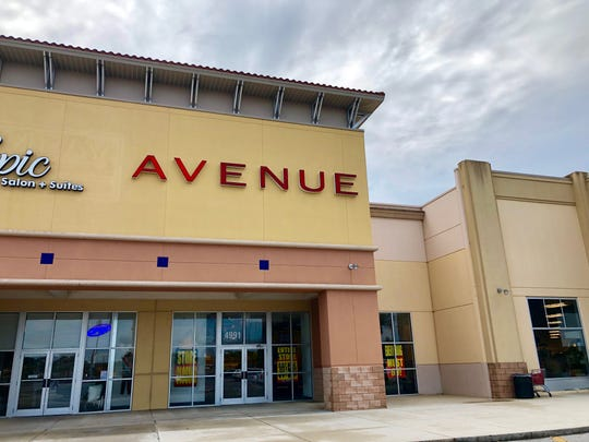All Avenue stores are closing and liquidation sales are underway.
