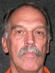 This Oct. 24, 2011, file photo released by Utah Department of Corrections shows Utah death row inmate Ron Lafferty.