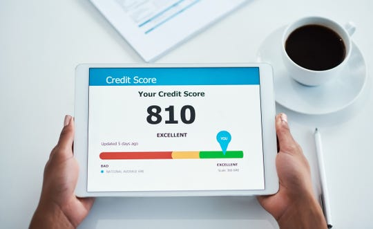 Be mindful of your credit score.