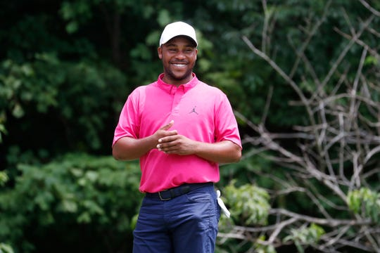 Harold Varner III has found his groove on the PGA Tour.