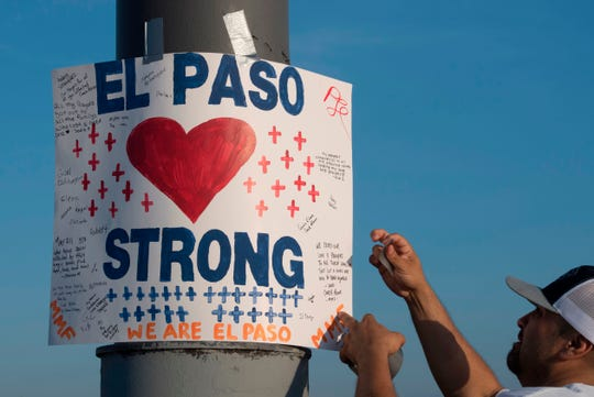 In El Paso, Texas, on Aug. 6, 2019.