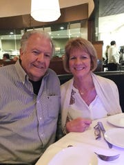 Debra and Jim Fallon of Dalworthington Gardens, Texas pay for the cheapest plan they could find for Debra on the federal health care exchange – and it costs nearly $1,000 a month, has a $6,000 deductible and few of her doctors take it.