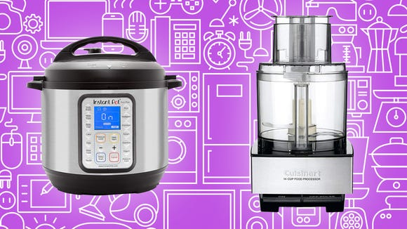 Save big on kitchen gadgets and more with these deals.