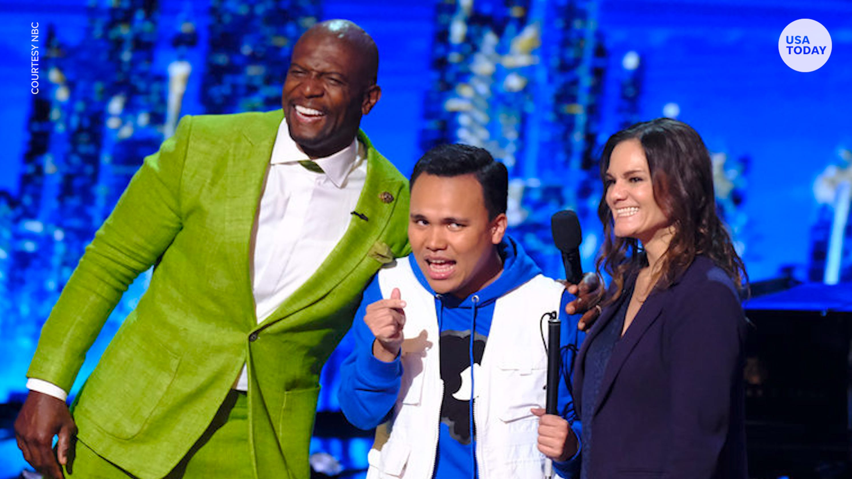 'America's Got Talent': Is Kodi Lee moving on to the semifinals? Here are the results