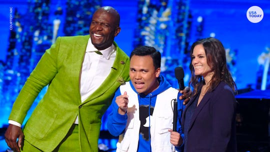 "Kodi Lee moved judge's to tears again on ""AGT"" with Calum Scott's ""You Are the Reason."""