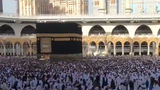 A time-lapse shows devotees taking part in the annual Hajj pilgrimage in Mecca.   Video provided by AFP - English