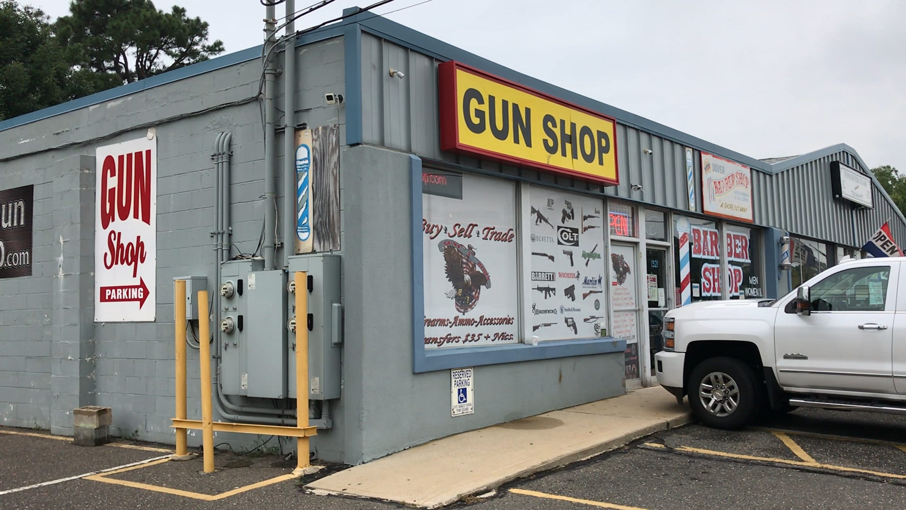 El Paso, Parkland shootings: Do NJ gun shops background