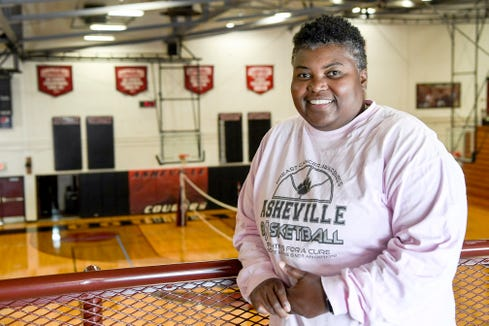 Sonita Warren-Dixon, Asheville High's three-time state champion girls basketball coach, was named as the school's new athletic director.