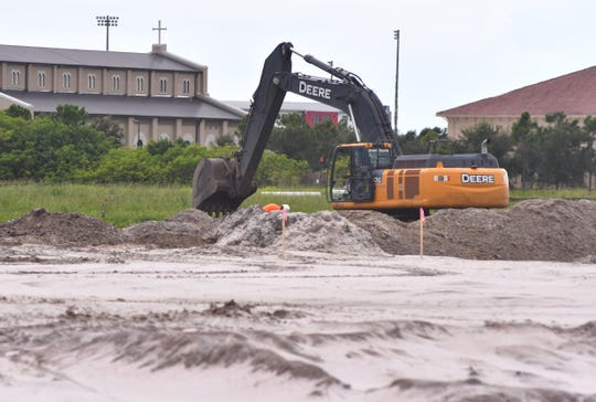 Viera is getting another traffic roundabout, this one southeast of Stadium Parkway and Viera Blvd.