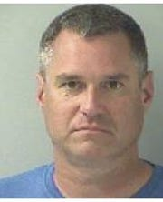 Scott Cracraft mugshot.